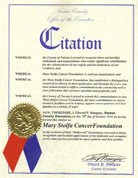 certificate of appreciation citation